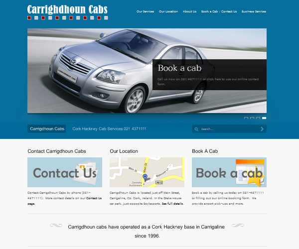 Carrigaline Cabs
